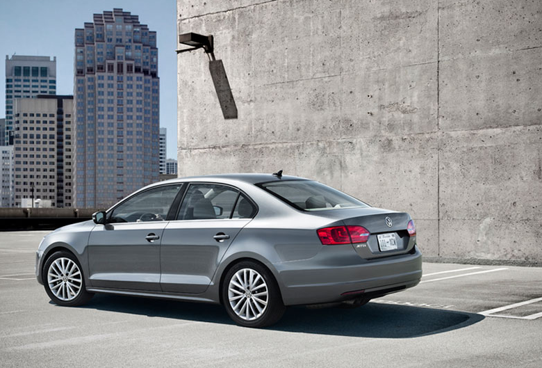 Shown is the 2011 Volkswagen Jetta via volkswagen.com