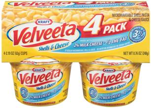 Kraft is recalling three varieties of Velveeta Shells & Cheese Microwaveable Cups due to the possible presence of small, thin wire bristle pieces.