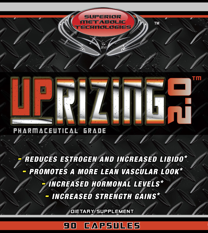 Uprize 2.0 was recalled after testing positive for superdrol, an anabolic steroid.