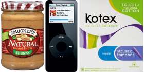Get the latest information on recalls of iPods, peanut butter, tampons and more in this week's Recall Roundup.